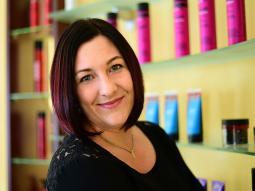 Sandra Sauter - Inhaberin Salon Ha(a)rmonie